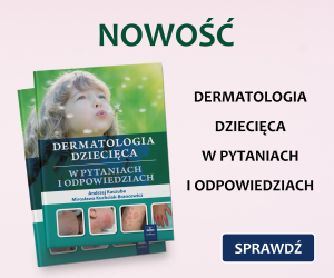 Dermatologia dziecięca w pytaniach i odpowiedziach